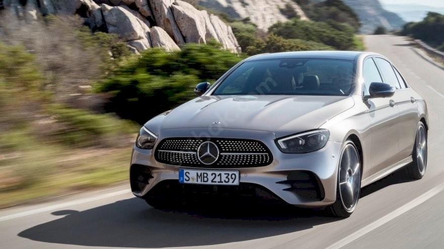 2021 Mercedes C-Serisi kadraja yakalandı!
