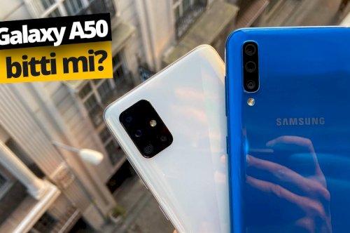 Galaxy A50 mi Galaxy A51 mi?
